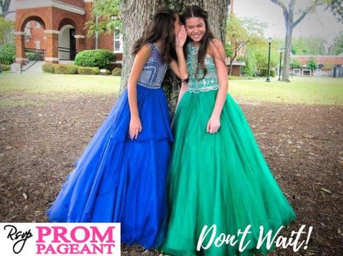 You Should Start Prom Dress Shopping Now, And Here\'s Why! – Rsvp ...