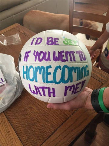 Homecoming Proposal