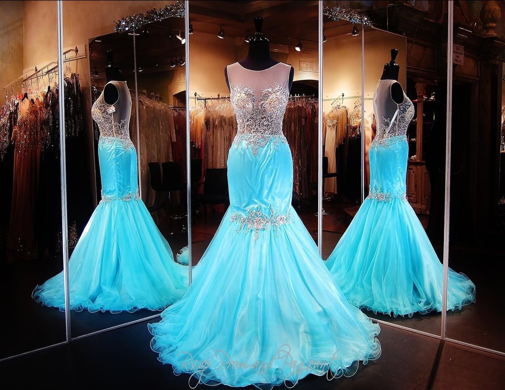 Mermaid Prom Dresses in Atlanta GA