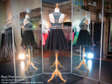 Black/Multi Short Homecoming Dress - Rsvp CLAR - Short Dress - Rsvp Prom and Pageant - 4