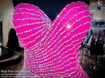 Fuchsia Strapless Sweetheart Homecoming Dress 116EE0P40800399 / Rsvp Prom and Pageant / Best Prom Store / #PromHeaven