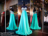 Jade Strapless Sweetheart Chiffon Dress - Rsvp EC - Long Gown - Rsvp Prom and Pageant Atlanta, Georgia GA - 1