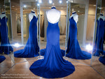 Royal Sweetheart Neckline With Slit Prom Dress / Rsvp Prom and Pageant / Atlanta Prom Dress Store / Best Prom Dresses / Promheaven