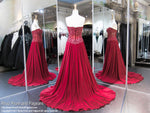 Wine Sweetheart Prom Dress - Rsvp Prom and Pageant - Best Prom Store USA