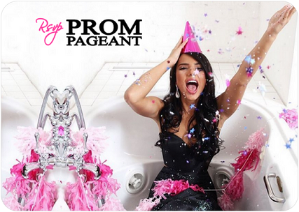 Birthday Gift Card / Rsvp Prom and Pageant, Atlanta, GA / Best Prom Store in Atlanta / #Promheaven