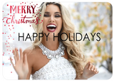 Holiday Gift Card - Rsvp Prom and Pageant, Atlanta, GA