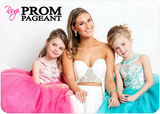 Children's Gift Card - Rsvp Prom and Pageant, Atlanta, GA