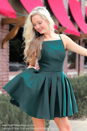 Simple and Elegant with Pockets / Rsvp Prom and Pageant / Largest Atlanta Prom Dress Store / Best Dresses / #Promheaven