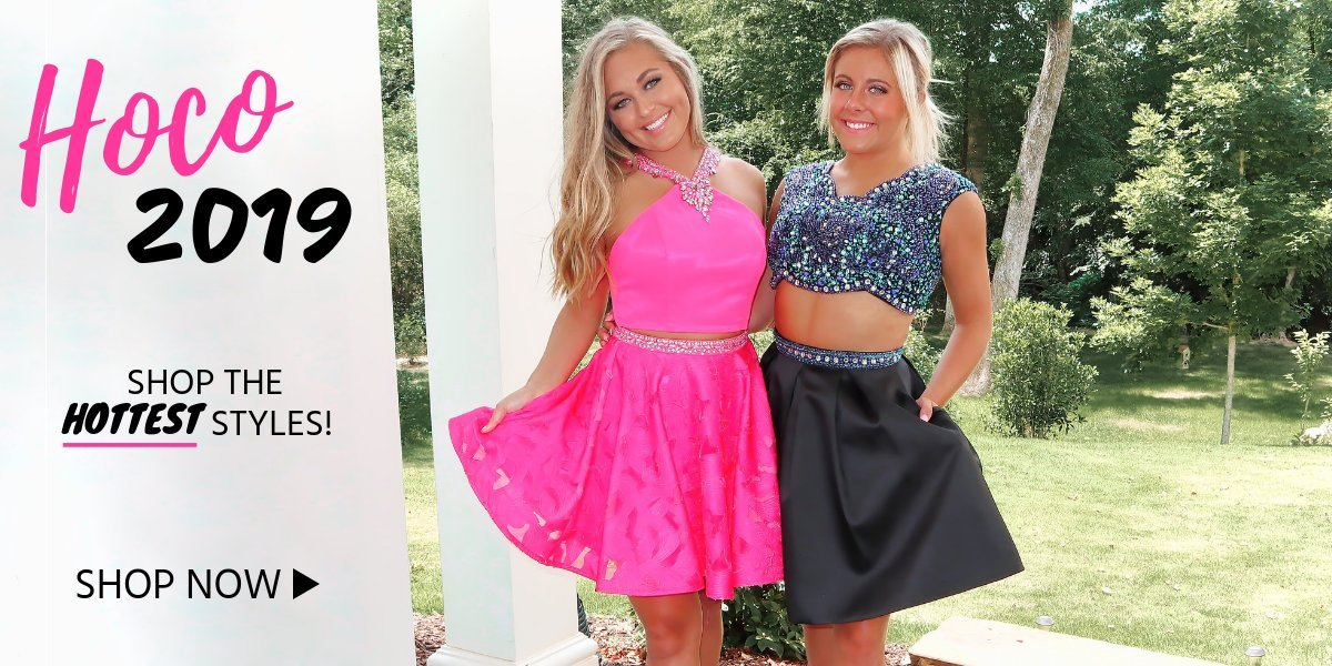 Shop 2019 Homecoming Dresses Now! – Rsvp Prom and Pageant
