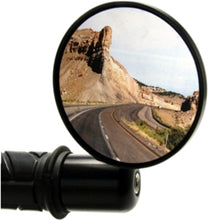 Load image into Gallery viewer, 75mm Streetfighter Bar End Mirror