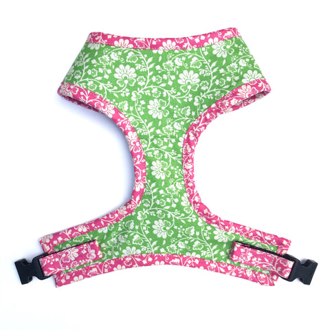 Joyful Floral Harness