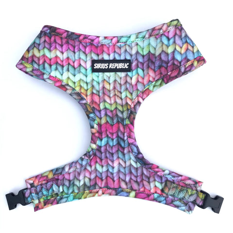 Knit and Purl Harness
