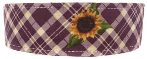 Sunflower Plaid