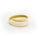 Handmade Buffalo Horn Bracelet in Natural White - Perfect for any Occasion