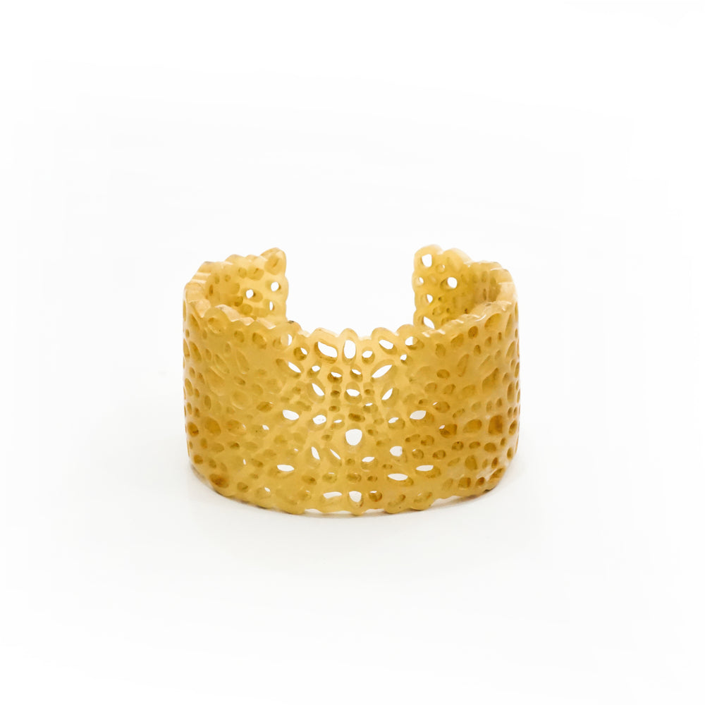 Beautiful Horn Cuff Bracelet - Handmade from Vietnam - Ideal Gifts for Women