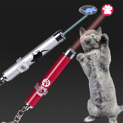 Funny Pet LED Laser Toy