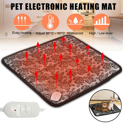 Waterproof Electric Heating Blanket Mat