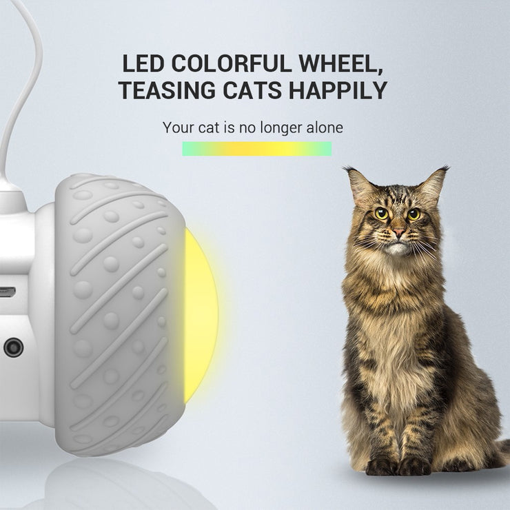 Pet Cat Toy Automatic Sensing Obstacles