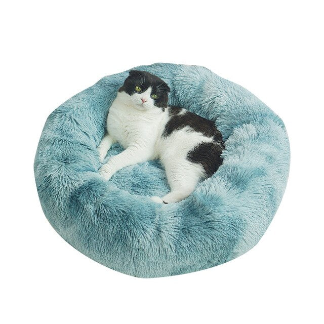 Washable Pet Cat Plush House