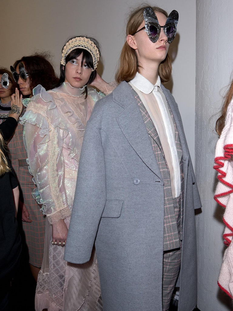 Halo & Co at London Fashion Week