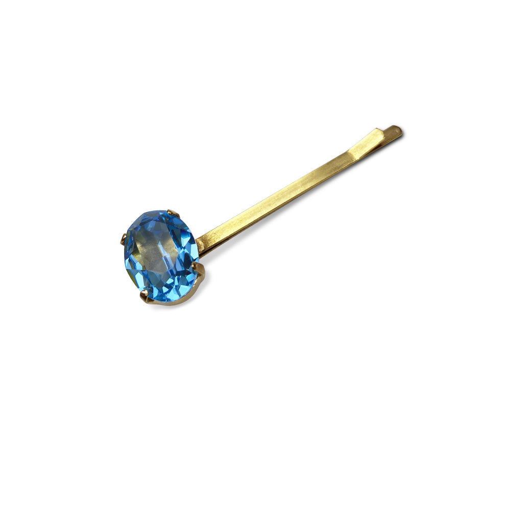 Crystal Hair pin from Halo & Co