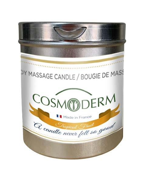 VELA DE MASAJE - 240 grs.|BODY MASSAGE CANDLE - 8.5 Oz.