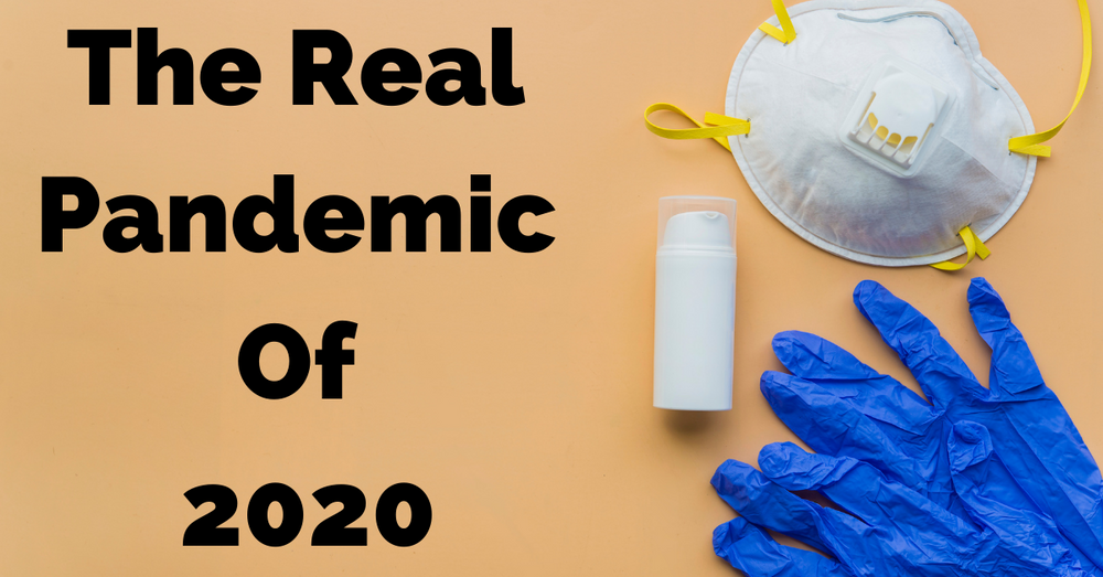 For Mums The Real Pandemic Of 2020 Isn't What You Think!