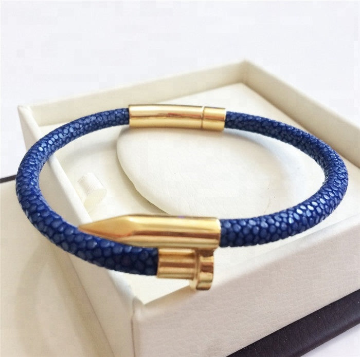 Luxury Genuine Leather Bracelet