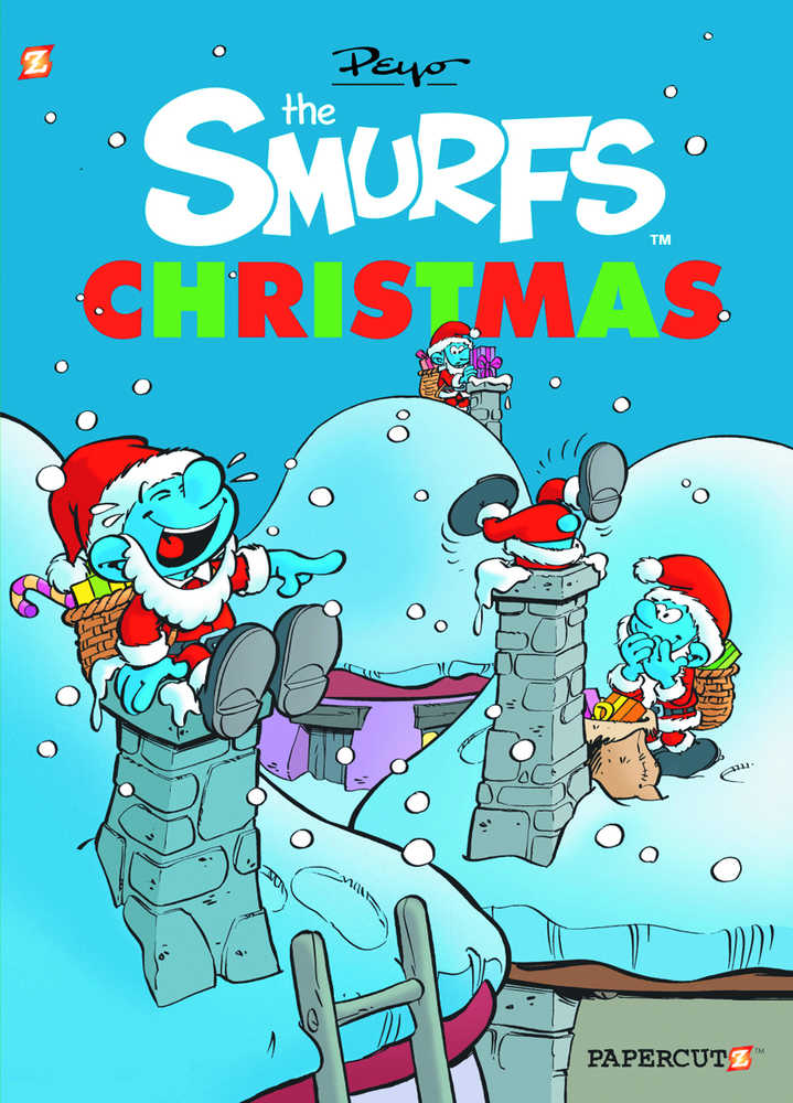 SMURFS CHRISTMAS HC | Fantasy Games & Comics