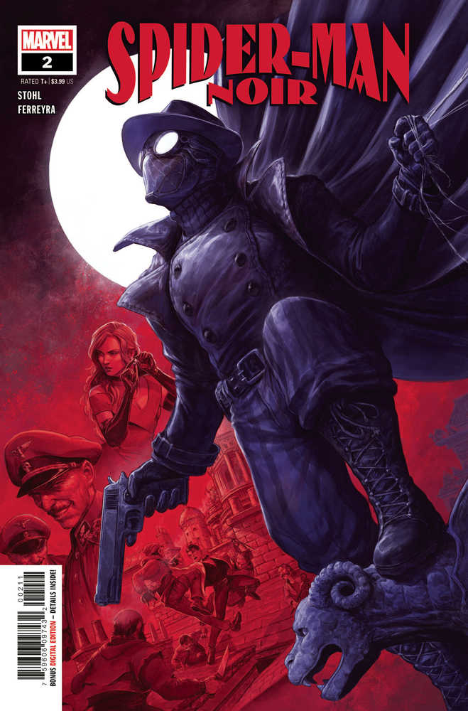 SPIDER-MAN NOIR #2 (OF 5) | Fantasy Games & Comics
