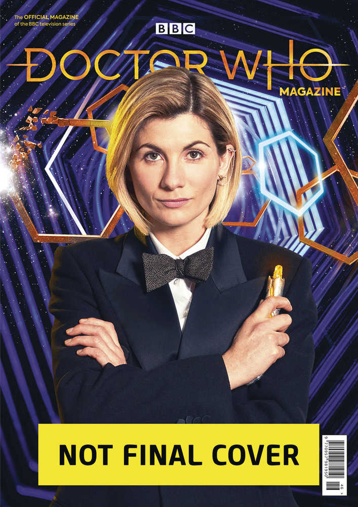 DOCTOR WHO MAGAZINE 551 | Fantasy Games & Comics