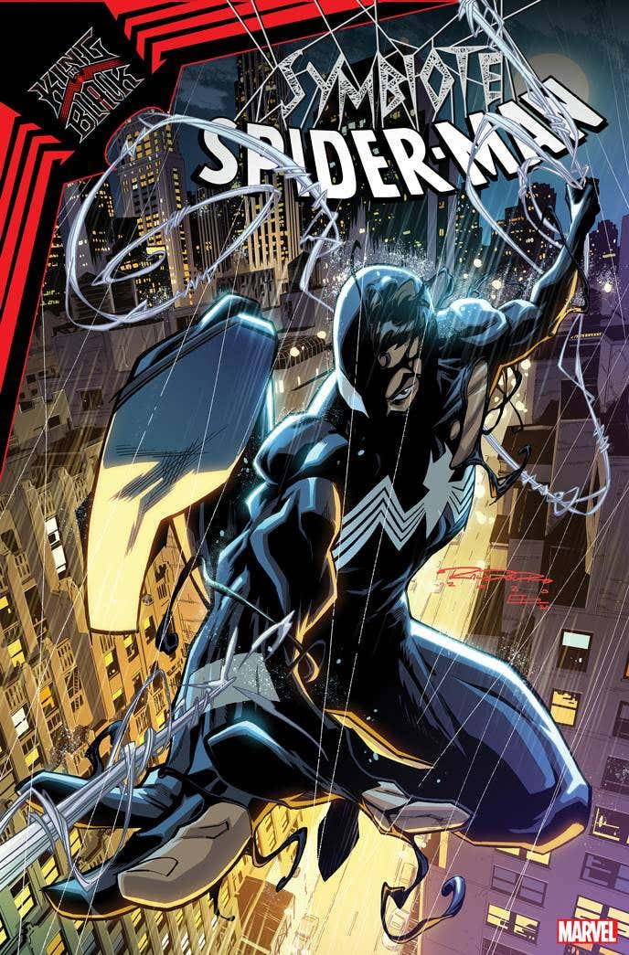 SYMBIOTE SPIDER-MAN KING IN BLACK #1 RANDOLPH VAR | Fantasy Games & Comics