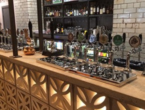 Homebar Complete Beer Tap System - Two Taps