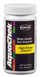 Aquachek Test Strips