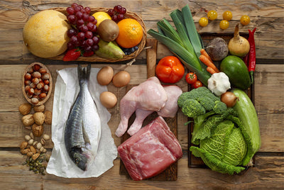 Paleo Diet Fitness Food Guide