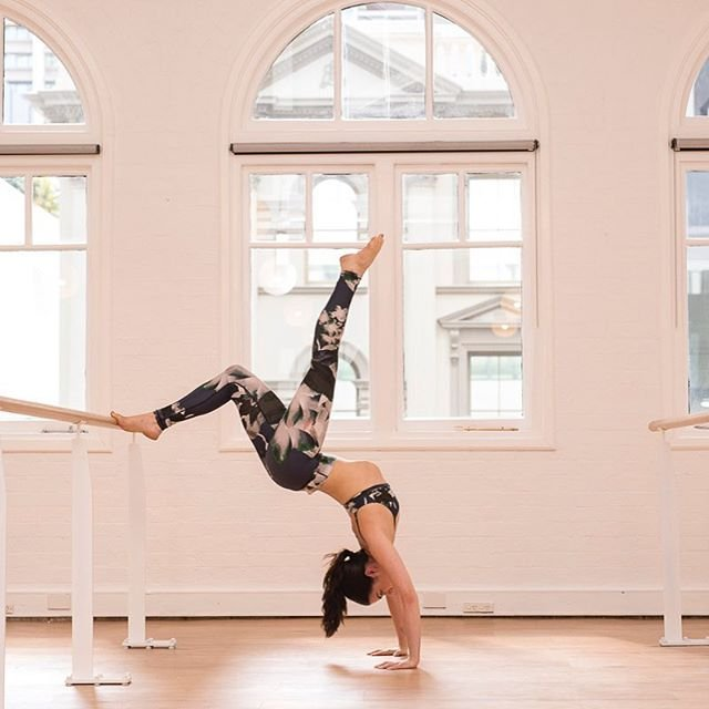 Benefits of Barre Fitness