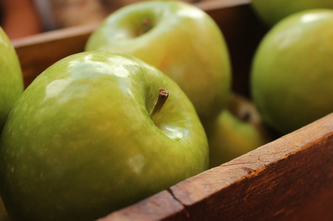 apples workout foods