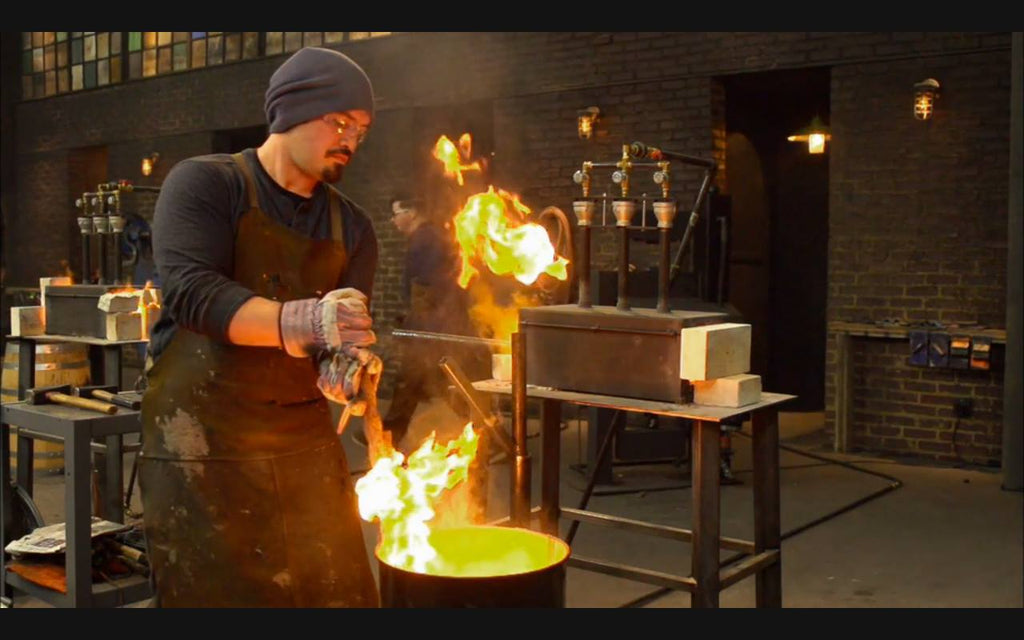 Mareko's Forged in Fire episode viewing is just around the corner!