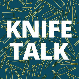 Knife Talk Podcast Logo