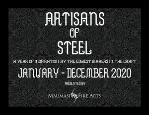 Artisans of Steel Jan-Dec 2020 Calendar