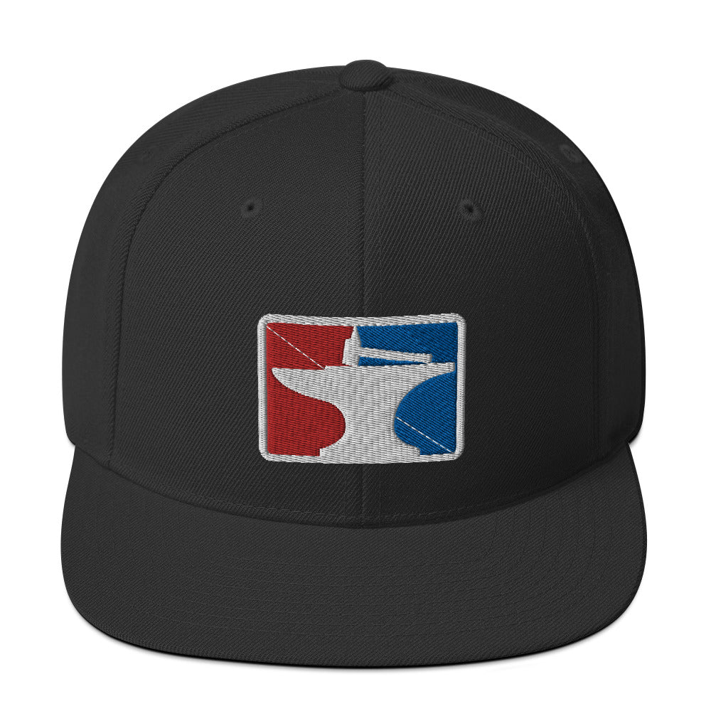 """The Heavy"" Snapback Hat"