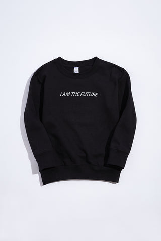 Kids I Am The Future Sweatshirt