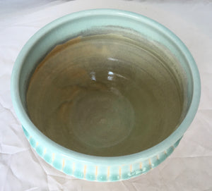 Porcelain Serving Bowl