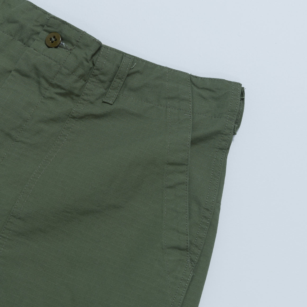 Fatigue Short - Olive Cotton Ripstop - Up There