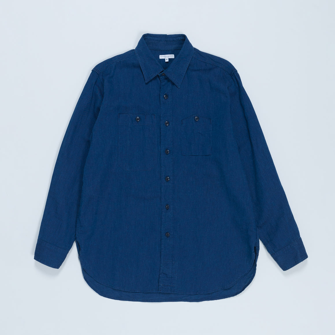 Work Shirt - Navy CL Solid - Up There