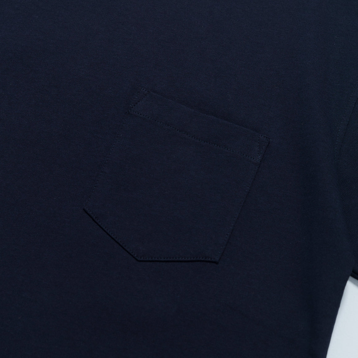 Johannes Pocket SS - Dark Navy - Up There