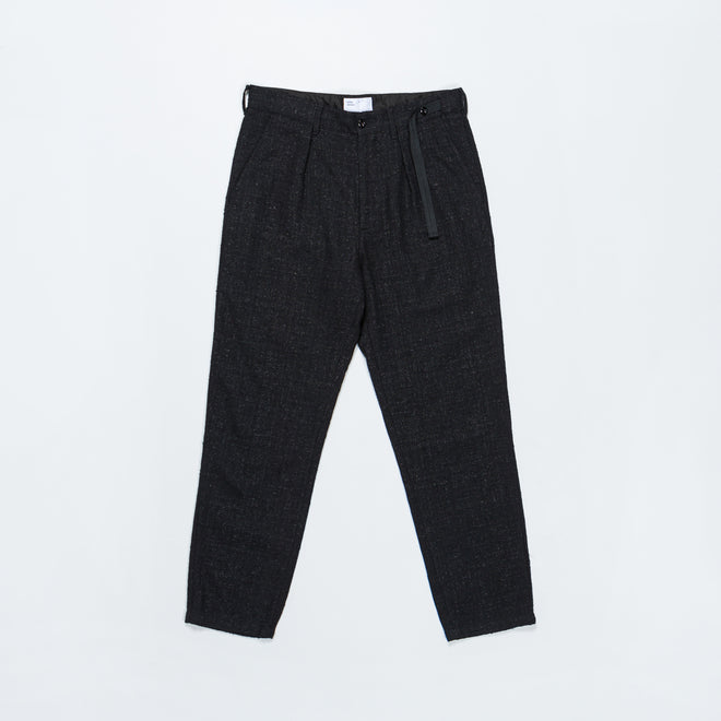 4SDesigns - FB Pleat Pant - Black - Up There