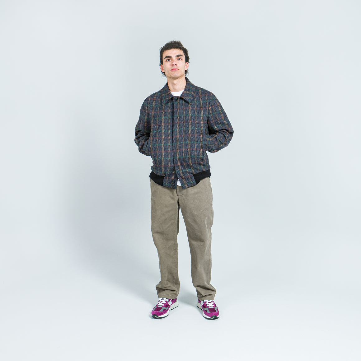 4SDesigns - Everyday Pant - Olive Heavy Twill - Up There