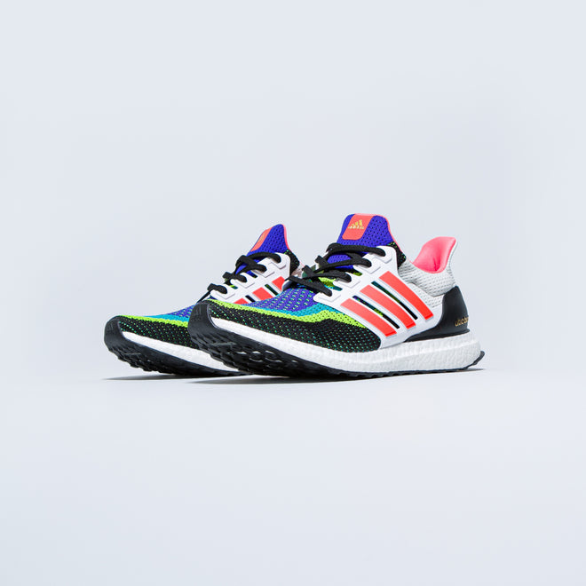 adidas - UltraBOOST DNA - Core Black/Solar Red - Up There