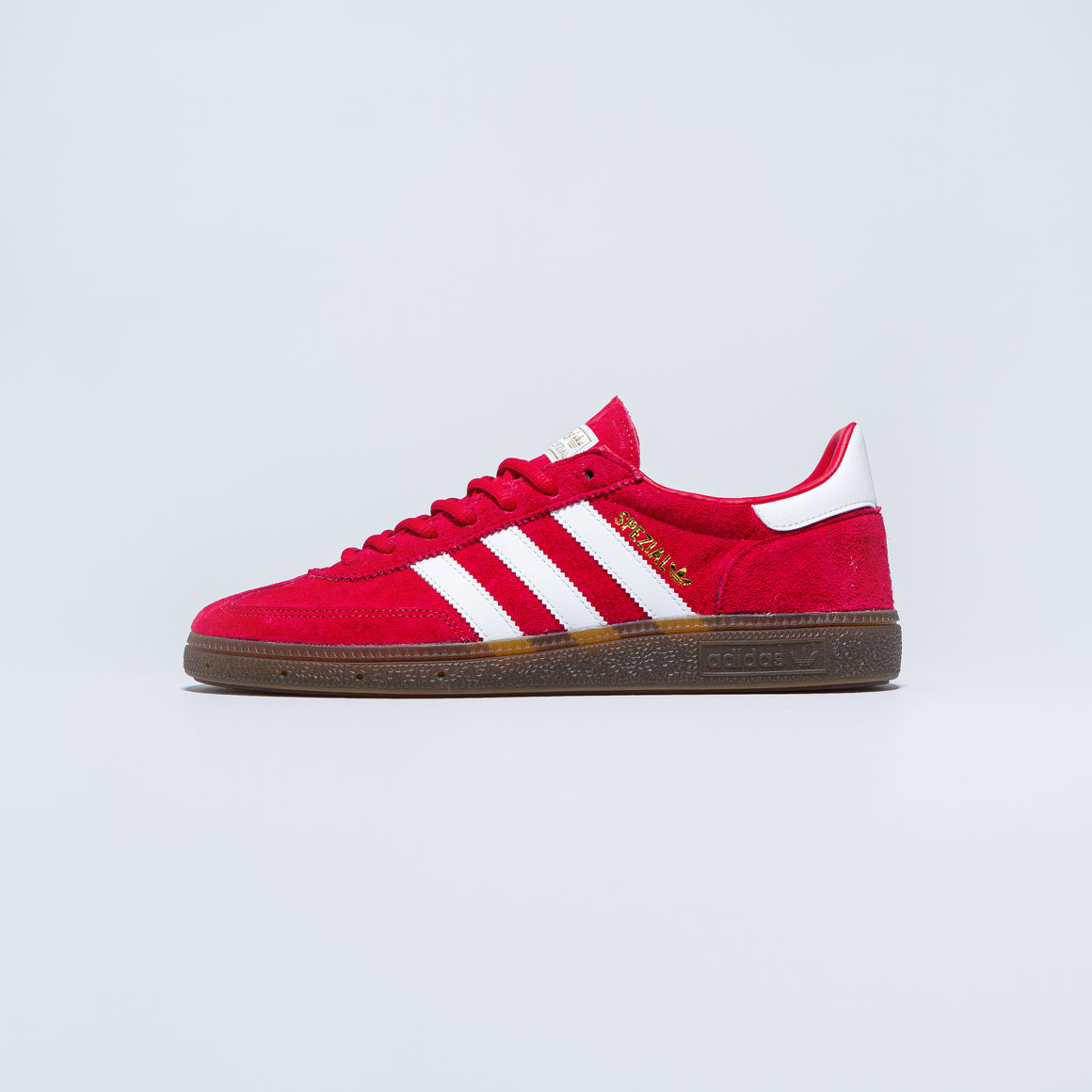 adidas - Handball Spezial - Scarlet/Footwear White - Up There